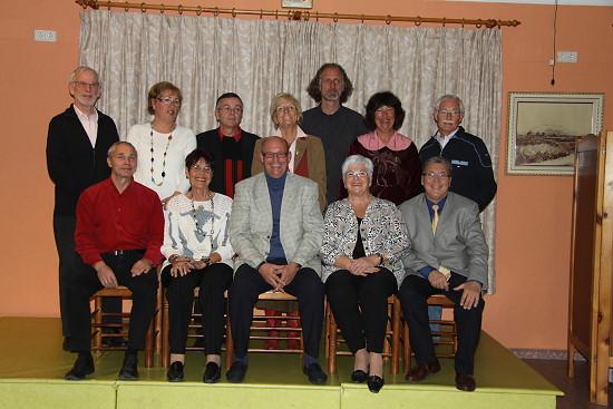ECD-Vorstand 2011