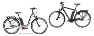 E-Fahrräder