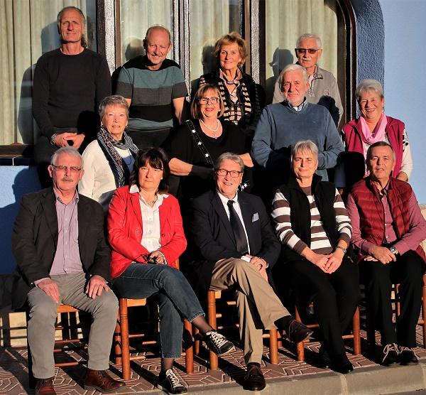 ECD-Vorstand 2018